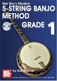 Modern 5-String Banjo Method - Grade 1