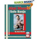 Solo Banjo Tab Book